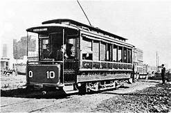 Electric trams: