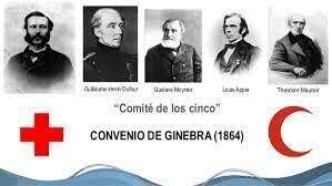 La primera convención de Ginebra