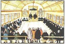 Reforma protestante y la Resistencia católica