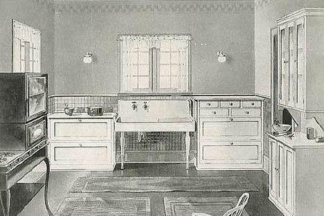 Assembled Kitchen de Catherine Beecher
