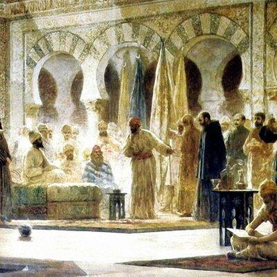 Islam al Àndalus timeline