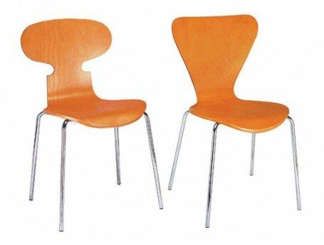 Silla Ante de Arne Jacobsen