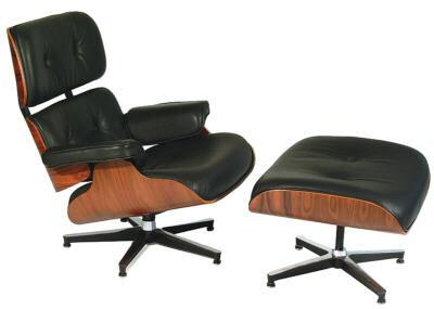 Sillón Longue Chair de Eames