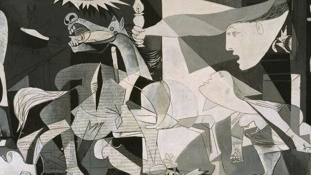 Cubismo (1907-1914) - Art decó