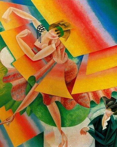 Futurismo (1909) - Art decó
