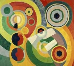 Orfismo (1913) - Art decó
