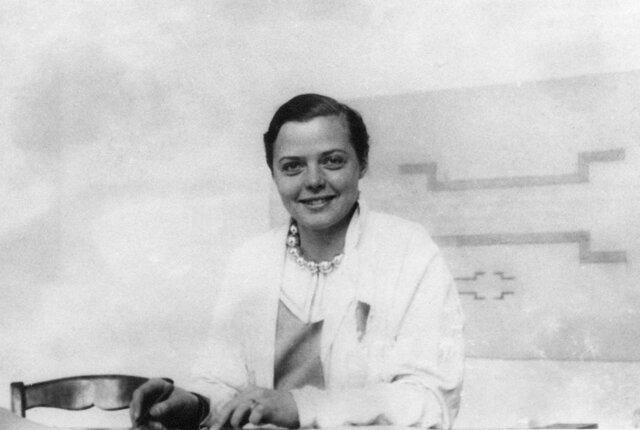 Charlotte Perriand (1903-1999)