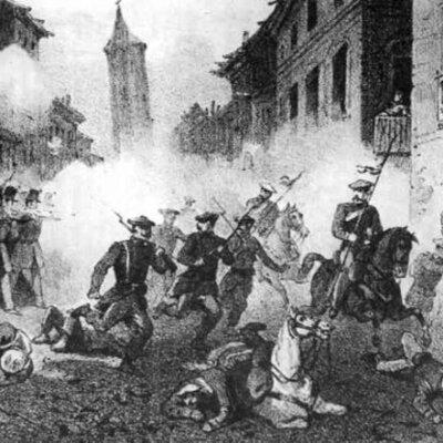 Segle XIX español timeline