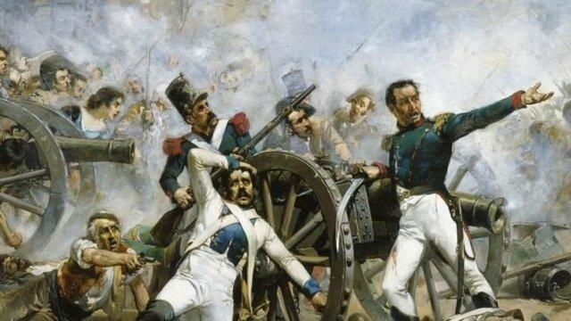 Madrid es va alçar contra les tropes franceses