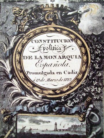 Constitució de 1812