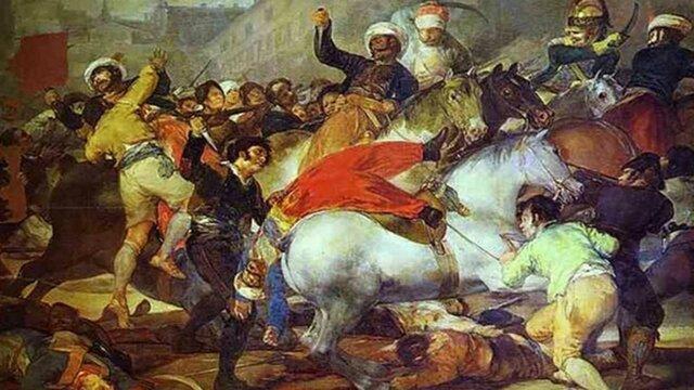 L'alçament del 2 de maig de 1808 a Madrid