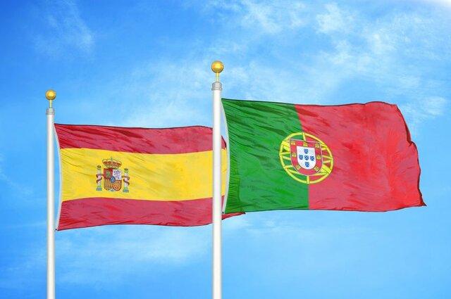 Unió PORTUGAL i ESP