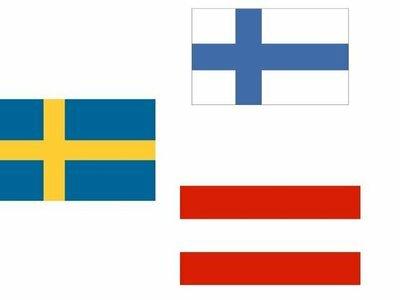 Unió Suècia, Finlàndia i Àustria