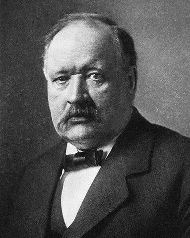 Teoria de la Panspèrmia: Svante August Arrhenius