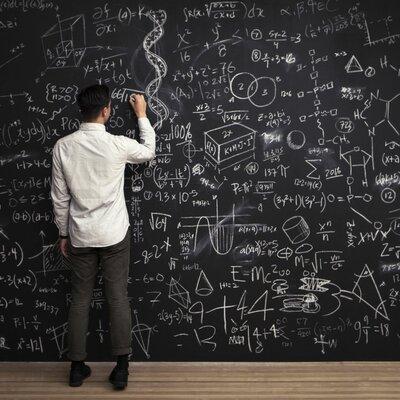 math people timeline