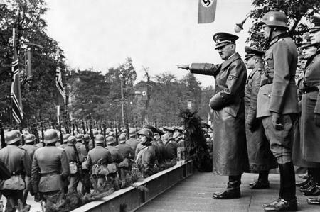 Nascita Nazismo