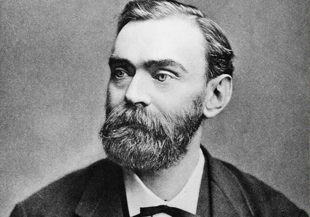 Nascita Alfred Nobel