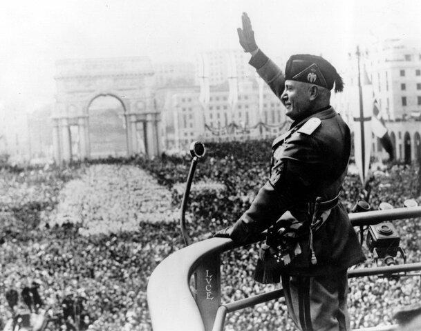 Nascita Fascismo