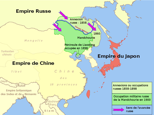September- Japanese Invasion of the Chinese Province of Manchuria