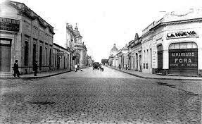 Avenida Rivadavia.