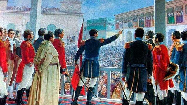 Hecho significativo: Independencias hispanoamericanas