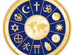 How many religions are there in the colonies