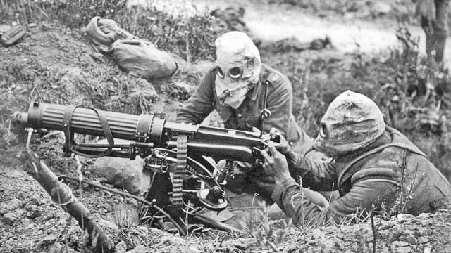 Hecho significativo: Primera guerra mundial
