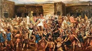 Francisco Pizarro conquista el Imperio Inca