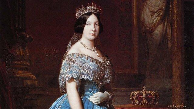La mayoría de edad de Isabel II