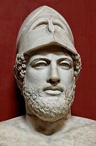 Pericle > isonomia / isegoria