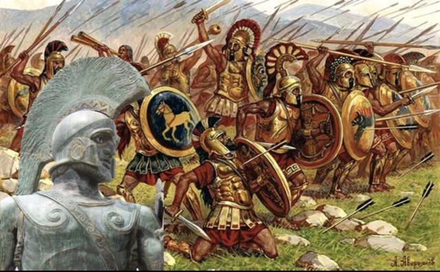 Guerre persiane - Battaglia delle Termopili