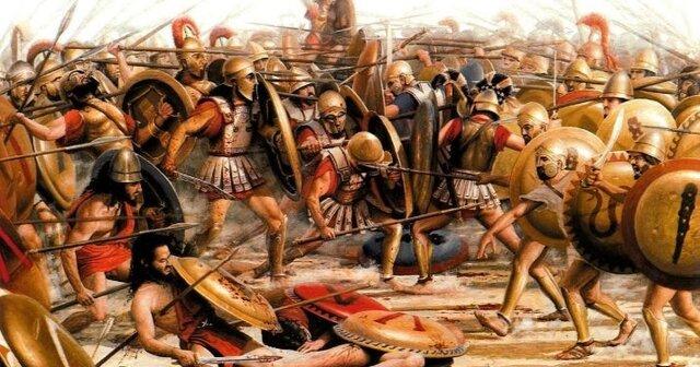 Guerre persiane - Battaglia di Maratona