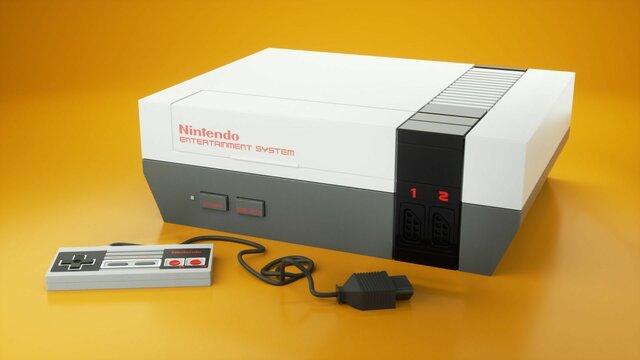 NINTENDO ENTRETEINMENT SYSTEM (NES)