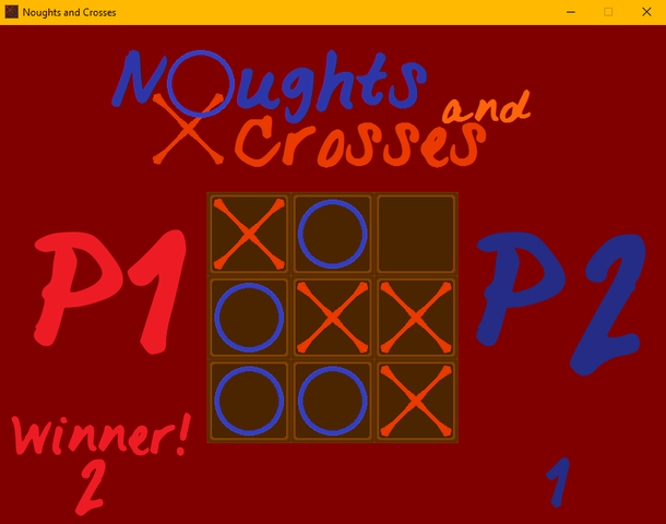 Nought and crosses el primer videojuego