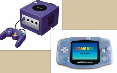 2001 llega GameCube y Game boy