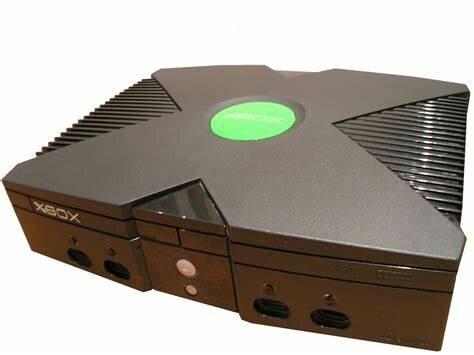la primera consola de Microsoft