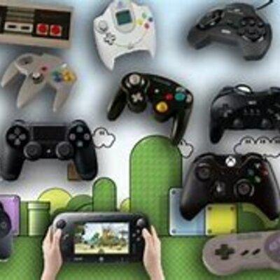 La evolución de las consolas de videojuego timeline
