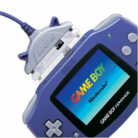 Game  Boy y Gamecube