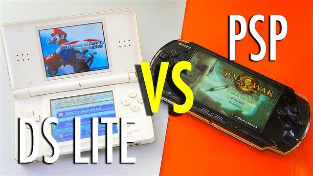 Llegada de la Nintendo DS y Playstation Portable