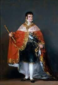 Spanish King Put Back on Throne