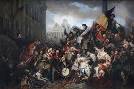 Belgian Revolt