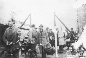 El engaño en Yom Kippur: Westerbork, superpoblado