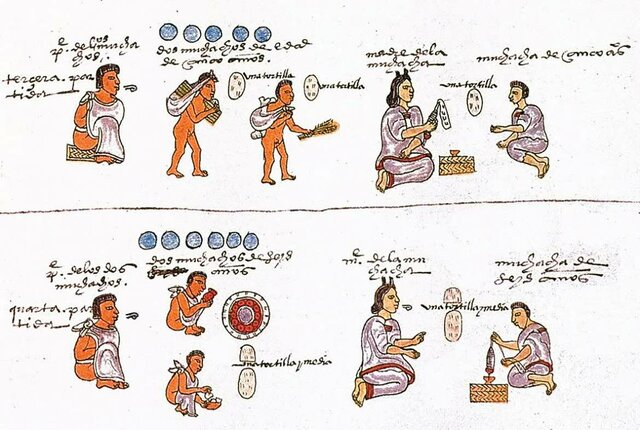 La educación entre los aztecas