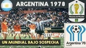 Mundial Argentina bajo dictadura.