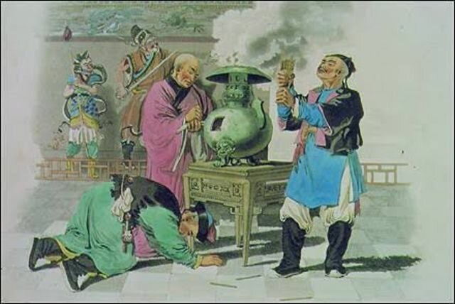 600 a.C China