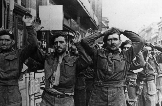 """""""Italia se rinde y declara la guerra a Alemania"""""""