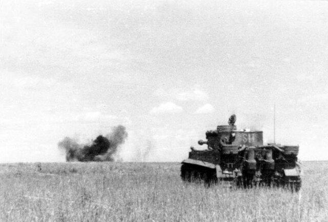 """""""Batalla de Kursk"""""""