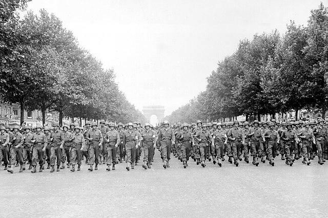 """""""Los Aliados Recupera el control de Francia y Bélgica"""""""