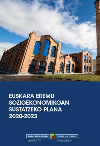 Jaurlaritza. Euskara eremu sozioekonomikoan sustatzeko Plana 2020-2023