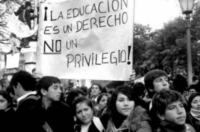 Se acentúan las protestas en la Universidad de Córdoba.